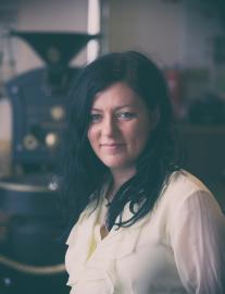 Die Kaffee Privatrösterei Olga Sabristova Owner: Olga Gallina