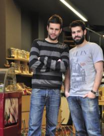 Ergon   Greek Cuisine Owner: Thomas & George Douzis