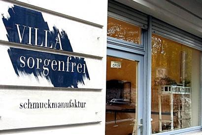 Villa Sorgenfrei Schmuckmanufaktur