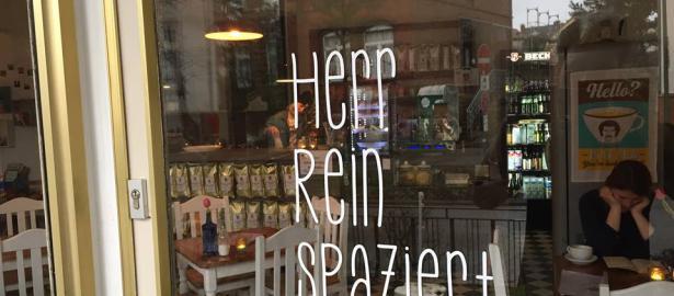 Café Herr Von Butterkeks