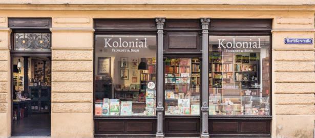 Kolonial   Feinkost & Buch