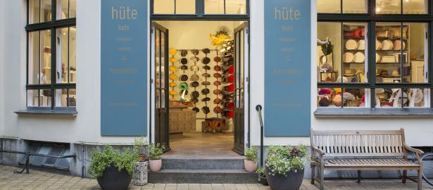 Berliner Hutsalon Coy