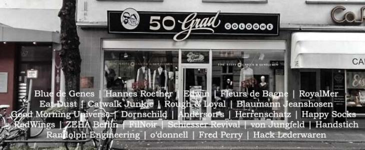50Grad Cologne