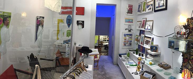 Blanco Studio Art and Glass