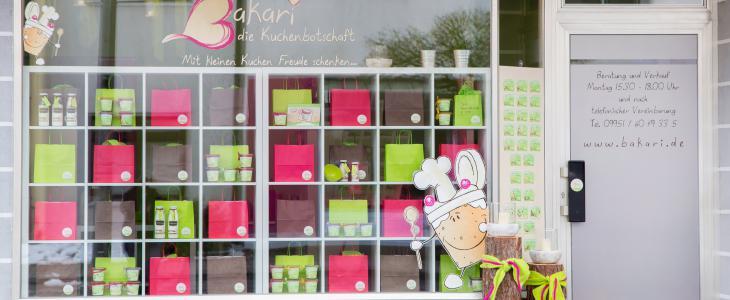 Bakari - die Kuchenbotschaft