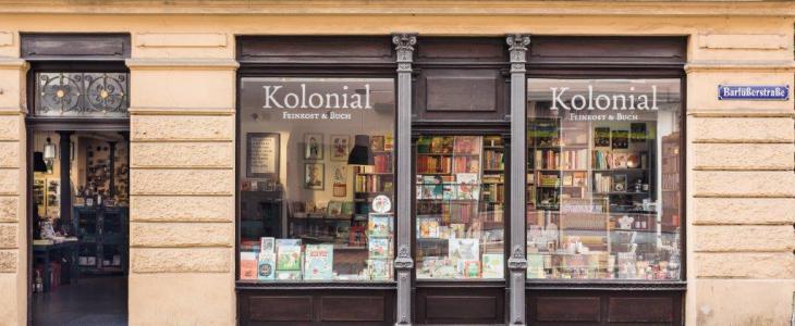 Kolonial - Feinkost & Buch
