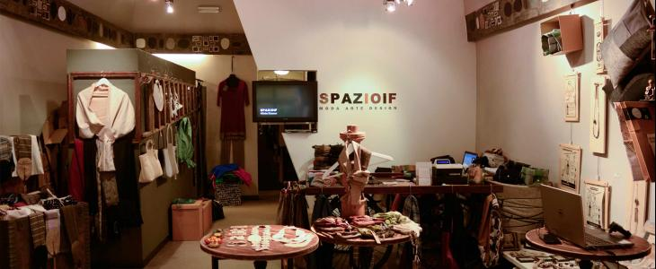 SPAZIOiF Design in bottega
