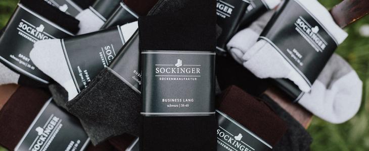 Sockinger-Die Sockenmanufaktur