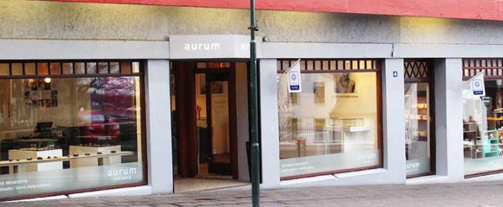 Aurum by Guðbjörg