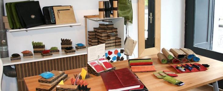 Devaldes Leder & Papier Design