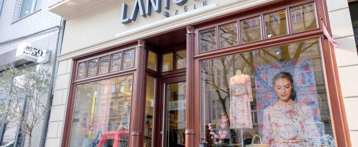 Lanius Store Agnesviertel