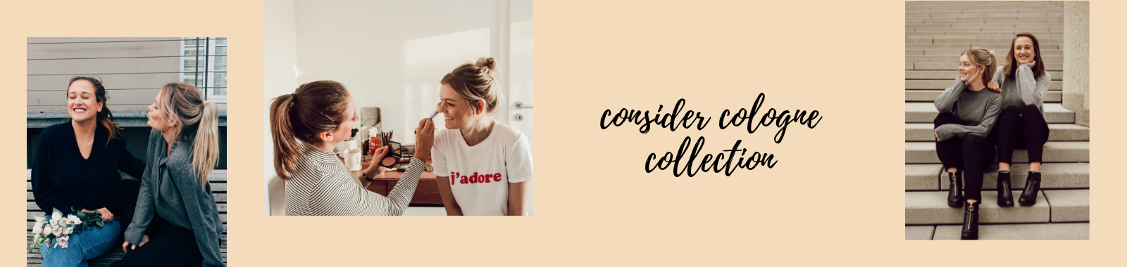 Consider Cologne Collection