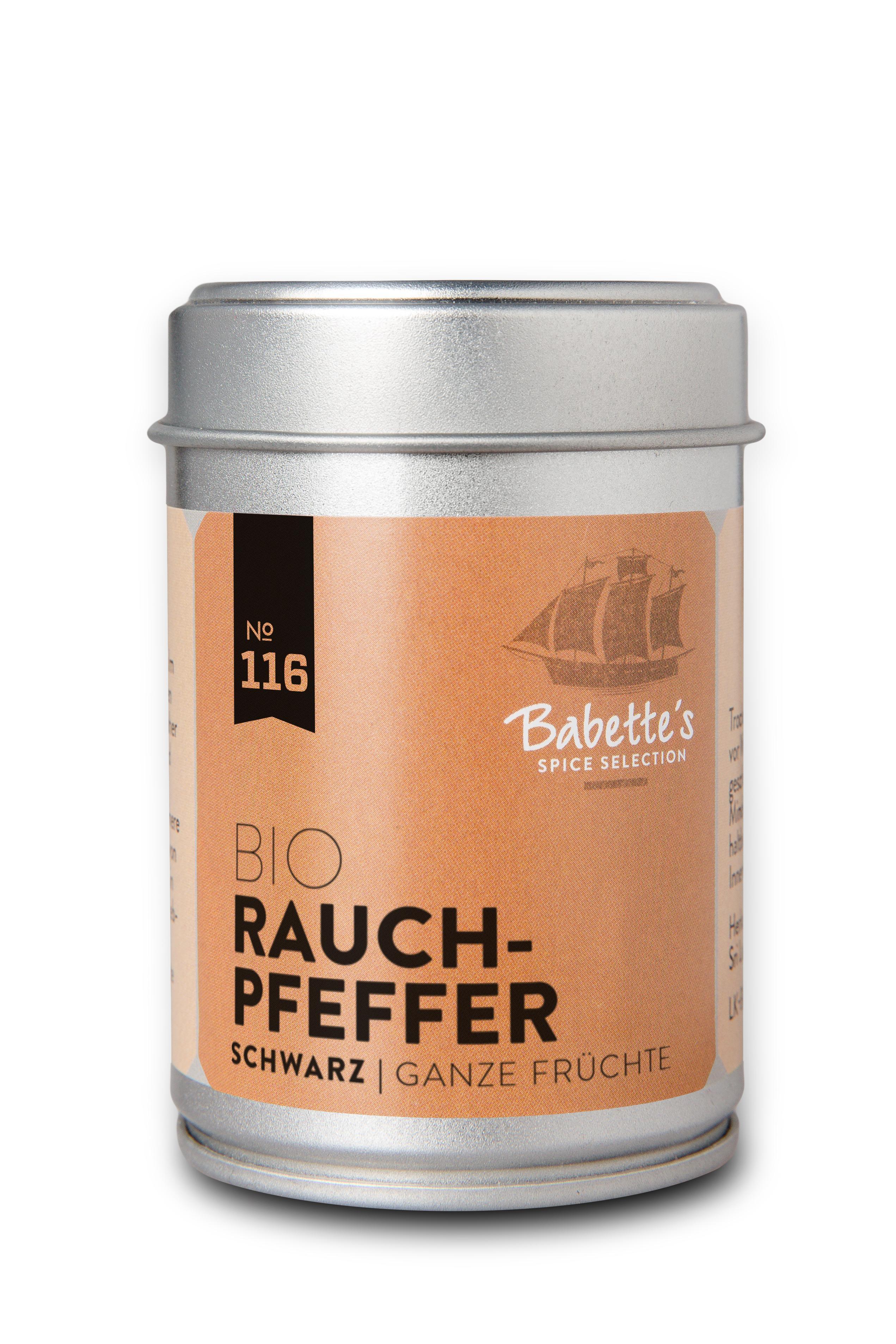 BIO-Rauchpfeffer 50 g