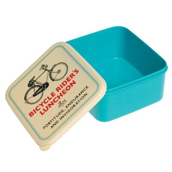 LUNCH BOX *BICYCLE RIDER´S* Butterbrotdose Dose...