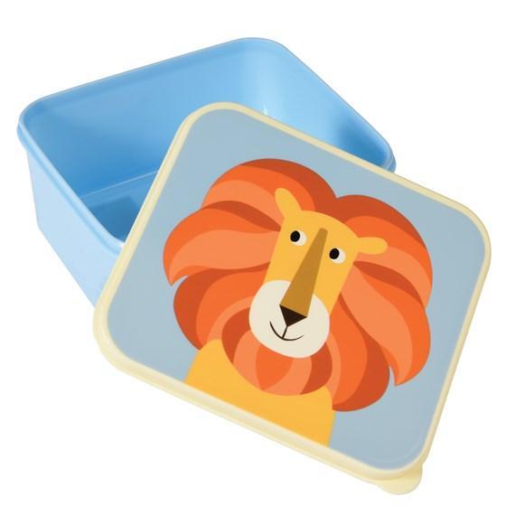 LUNCH BOX *LION* Butterbrotdose Dose Schachtel