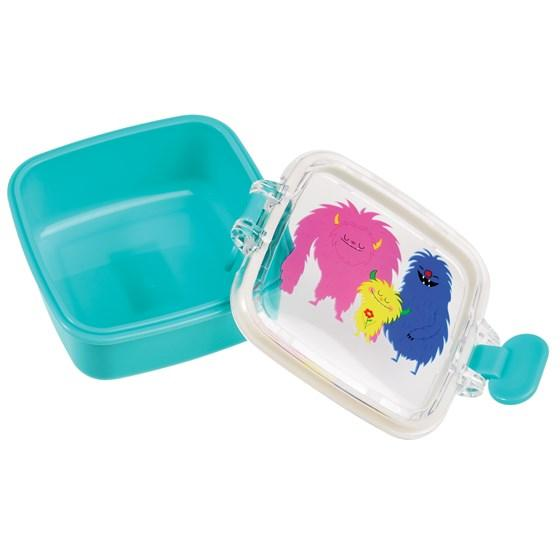MONSTERS OF THE WORLD MINI SNACK POT Dose Schac...