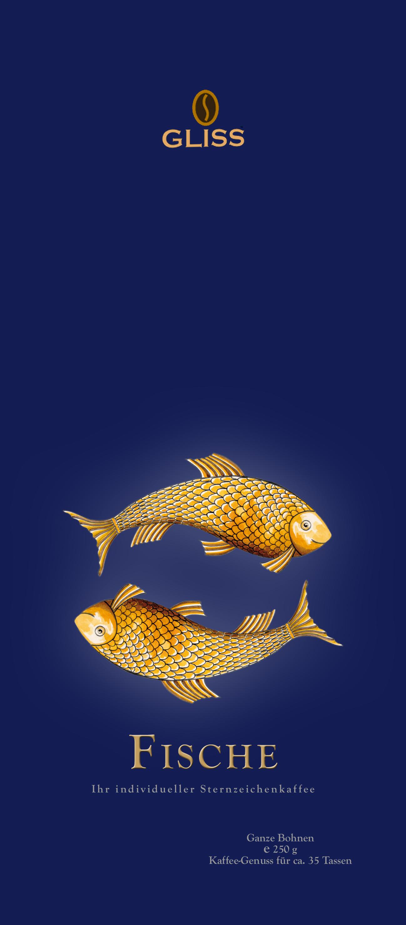 Sternzeichen-Kaffee   Fische