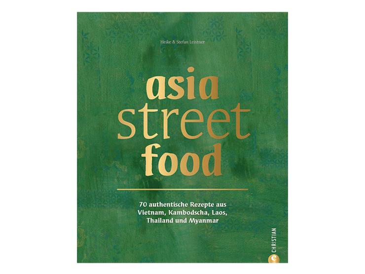 Buch ´´Asia Street Food´´