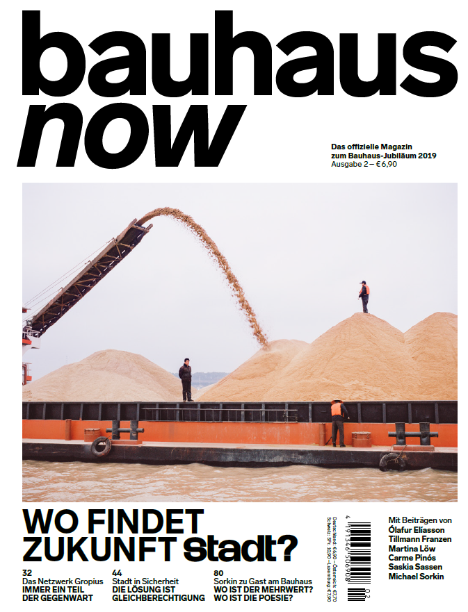 bauhaus now Magazin, Nr. 2