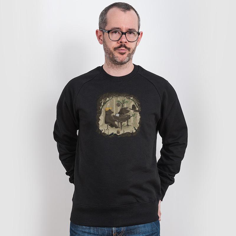 Robert Richter – Forestal Sounds - Sweatshirt