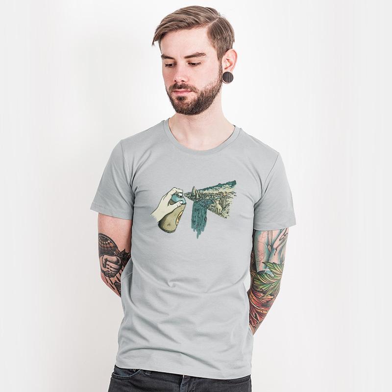 Robert Richter – Nature Can - T-Shirt