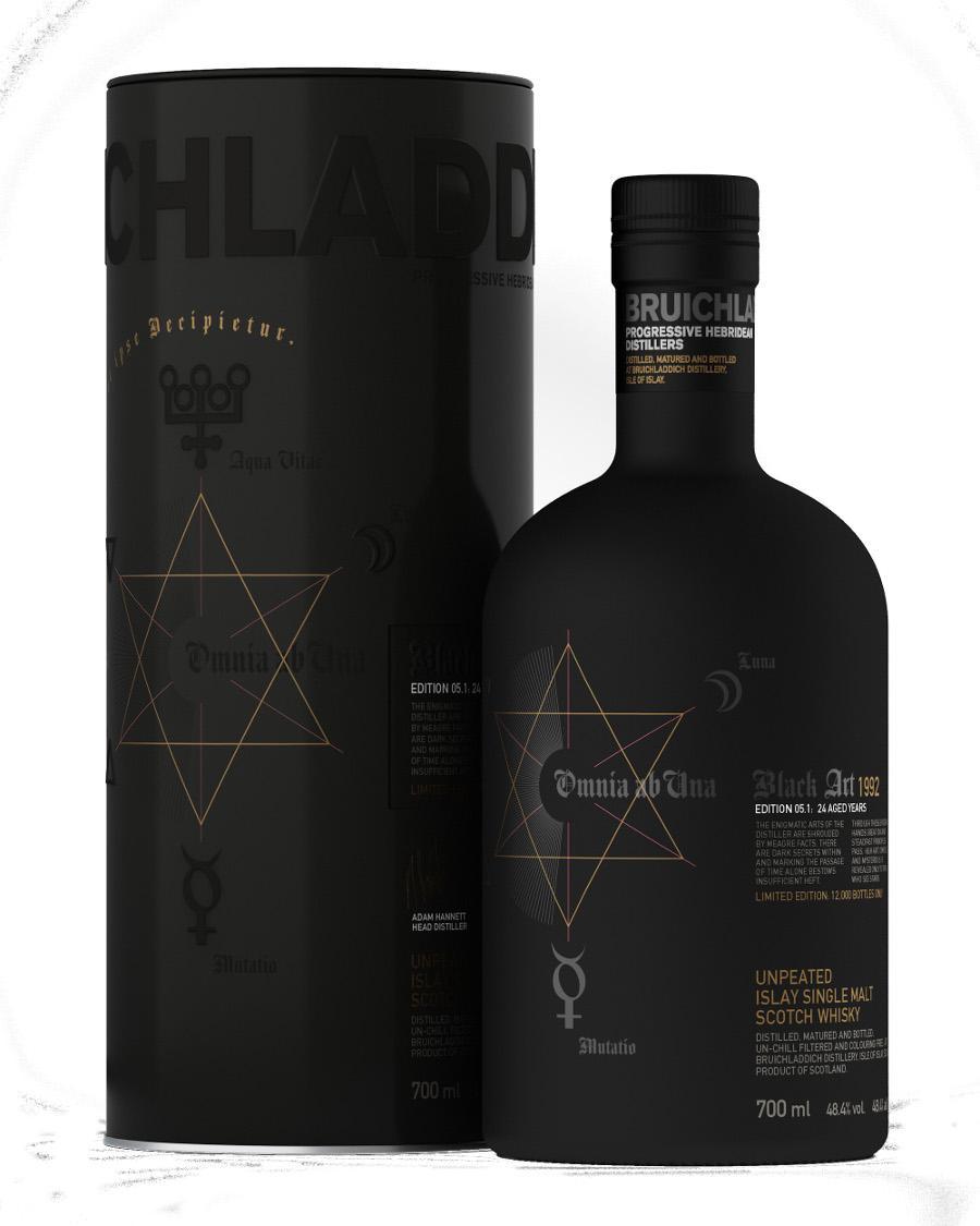 Black Art 1992, Edition 05.1, 24 Y, BRUICHLADDI...