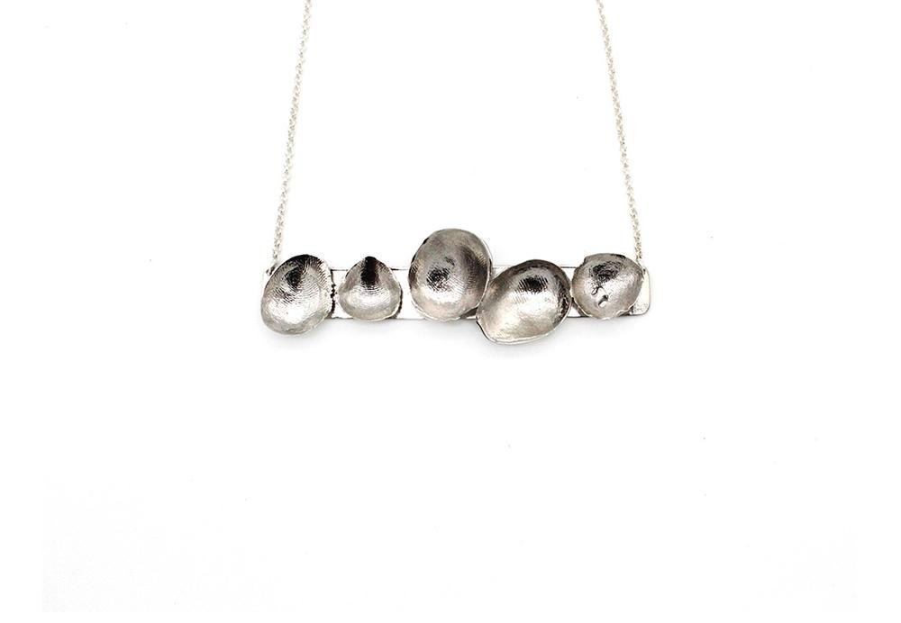 ´´Touché´´ Sterling Silber 925 Damen Halskette