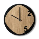 Sabrina Fossi-Clock25 Wooden wall clock-31