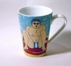 """meike kohls-Porcelain cup """"Erwin""""-30"""