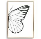 Tales by Jen-Tales by Jen Art Print: Butterfly Wing Right-3