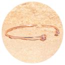 -Artjany bracelet vintage rose rose gold-3