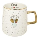 Mea Living-Grandma cup with gold handle MEA LIVING-3