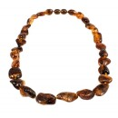 BalticBuy-Green amber necklace-31