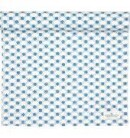"""GreenGate-Table runner """"LOLLY"""" blue Greengate cotton-30"""