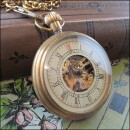 -Great teatime mechanical pocket watch-3