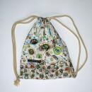 Eva Brachten Modedesign-Kids gym bag with owl pattern-30