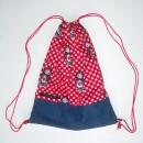 """Eva Brachten Modedesign-Childrens gym bag """"Matryoshka""""-30"""