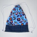 """Eva Brachten Modedesign-Childrens gym bag """"Pirates""""-30"""