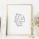 Tales by Jen-Tales by Jen Art Print: Love what you do-31
