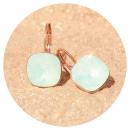 artjany-Artjany earring crysolite opal rose gold-3