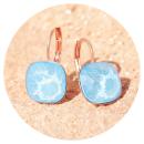 artjany-Artjany earring summer blue rose gold-3