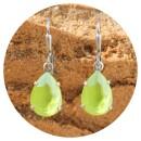 artjany-artjany Earring crystal lime silver-31