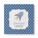 """heartcovered-Personalized baby diary """"Points"""" DUP-3"""
