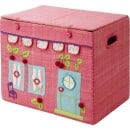 Rice-Toy box House Lavender-30