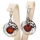 BalticBuy-Silver-amber earrings-31