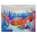 """meike kohls-Canvas Print """"HAMBURG Speicherstadt""""-30"""