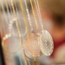 Stephisimo-Long necklace with mandala 2 gold plated pendant-30