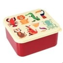Rex London-Butter lunch box LUNCH BOX Colorful Creatures Animals REX-31