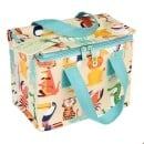 Rex London-INSULATED SNACK BAG Cooler Bag Colorful Creatures Animals DESIGN-31