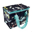 Rex London-INSULATED COOL BAG SNACK BAG Space Age Rocket DESIGN REX-31